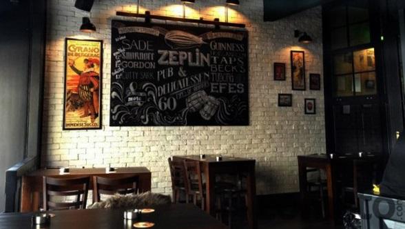 zeplin bar