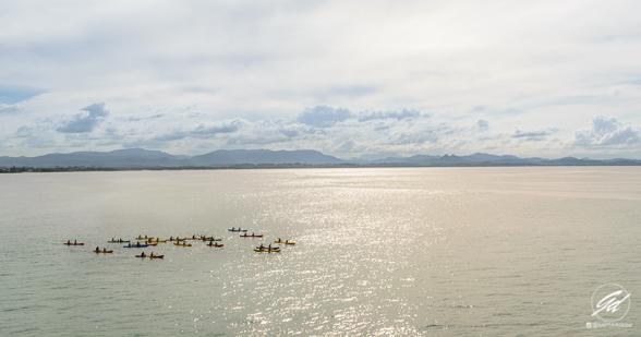 kajakken Byron Bay