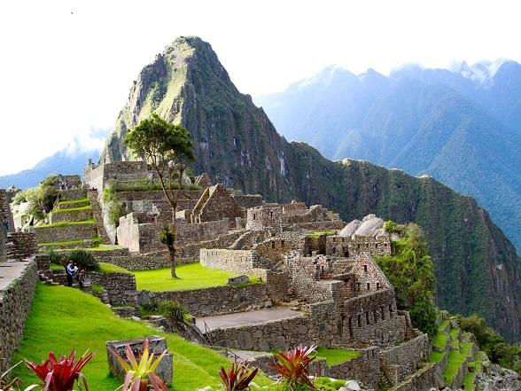 De Machu Picchu in Peru