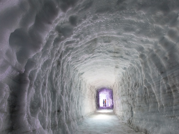 ijsland Icecave