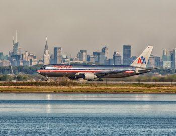 Vliegen naar New York doe je zo