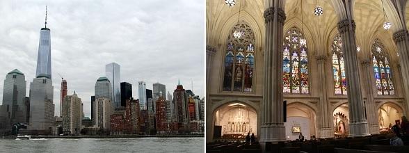 Voorbeeld dagindelingen New York