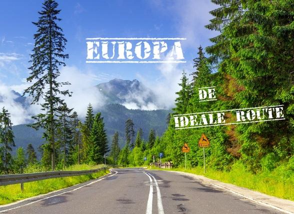 Europe met de auto