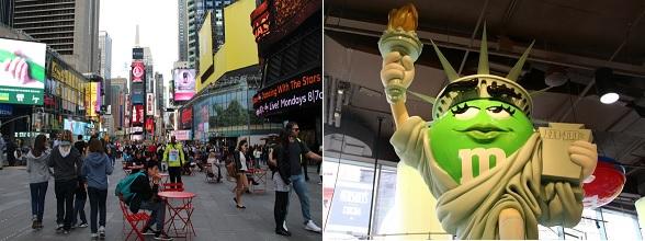 Je hebt New York niet gezien, als je niet minstens één keer op Times Square bent geweest