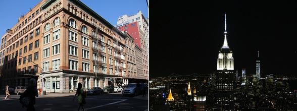Tips voor bezienswaardigheden stedentrip New York