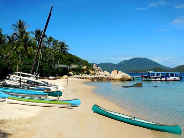 vietnam-palmeneiland-strand