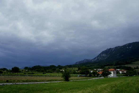 De natuur van Slovenië
