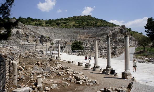 Theater van Efesus
