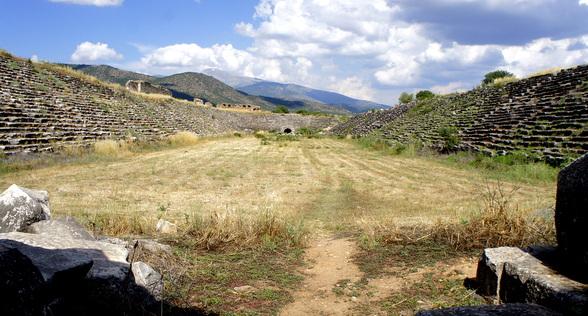 Arena van Afrodisias
