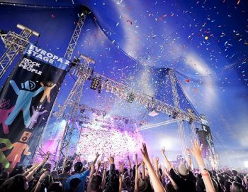 Beste Tsjechische zomerfestivals