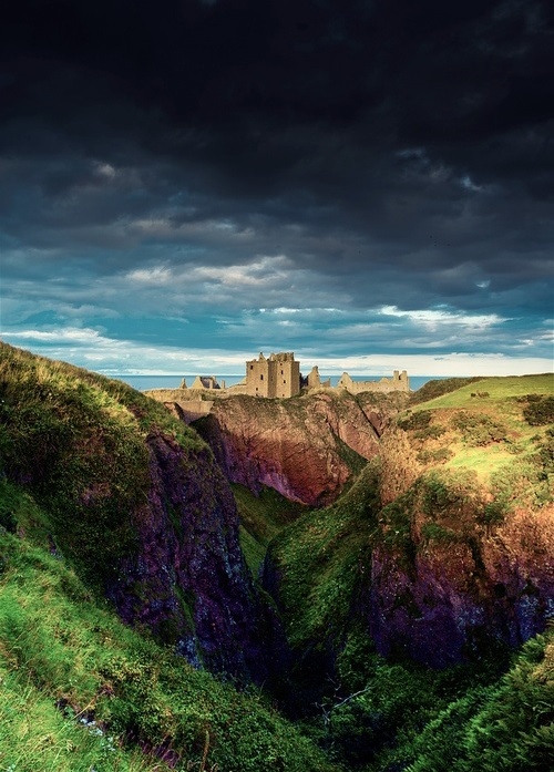 Naar Schotland in het spoor van legenden en spookverhalen