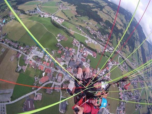 paragliden westendorf