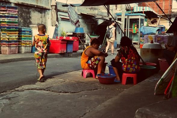 Kinderen zonder zorgen
