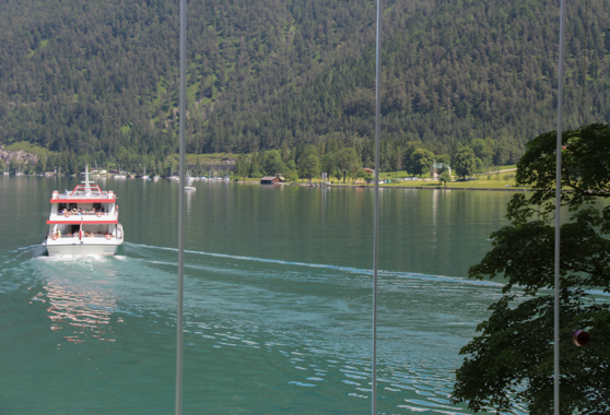 Boottocht over de Achensee