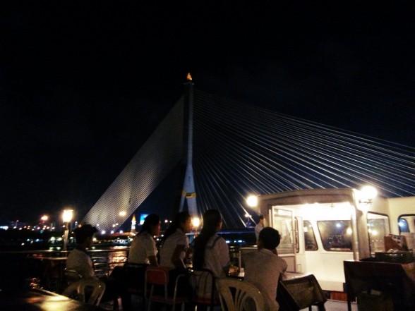 Diner cruise