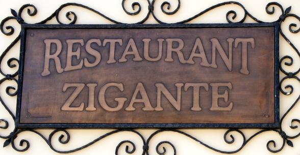 Restaurant Zigante