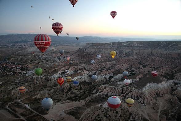 luchtballon-cappadocie