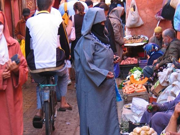 marokko kleding