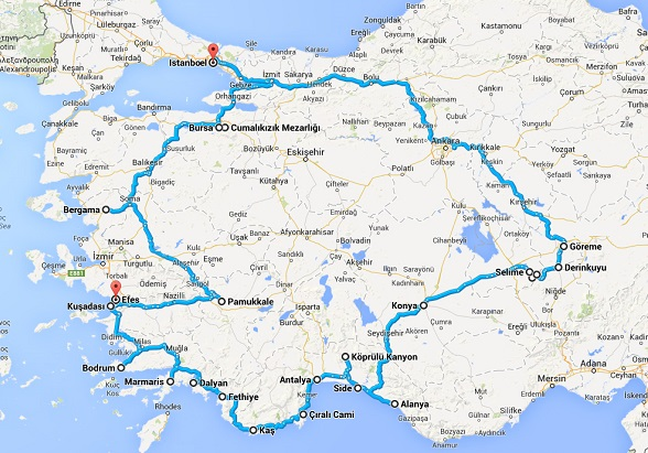 turkije-rondreis