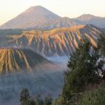 De zonsopgang bij Bromo