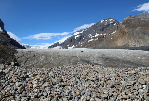 Athabasca Glacier, Jasper