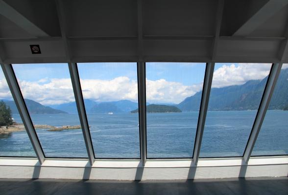 Ferry Vancouver Nanaimo Canada