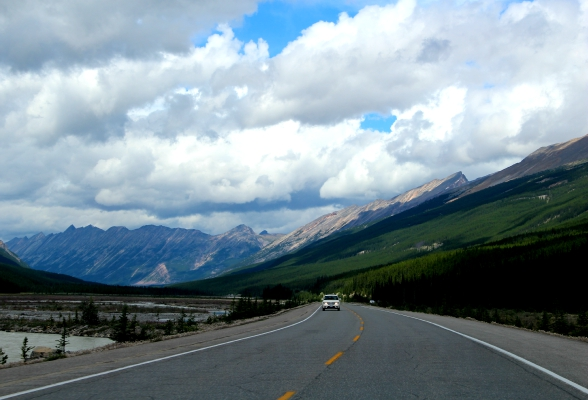 De Icefields Parkway in Canada: a drive of a lifetime!
