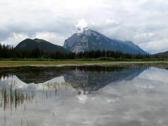 Vermillion Lakes, Banff, Canada