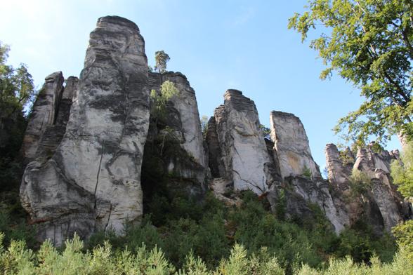 Boheems Paradijs: rock needles