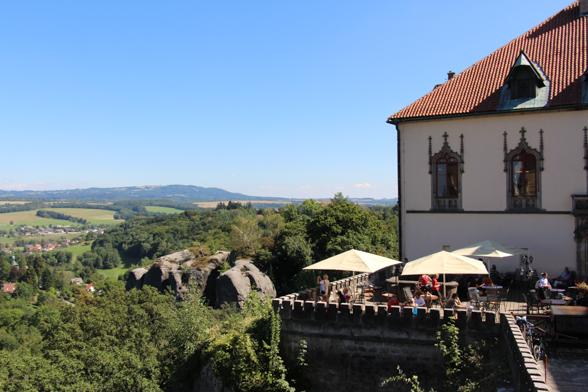 Zámek Hrubá Skála, hotel en restaurant