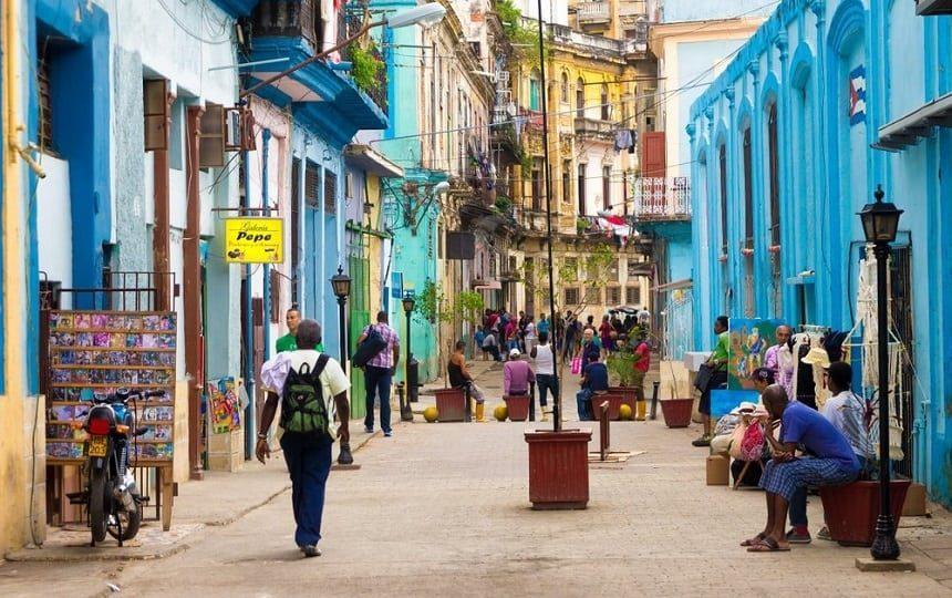 Cuba reizen
