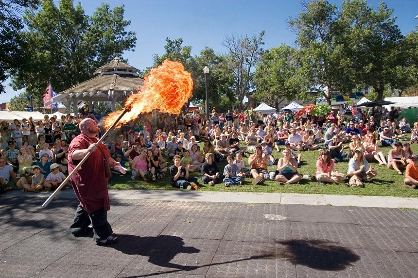 Fringe Festival Edmonton