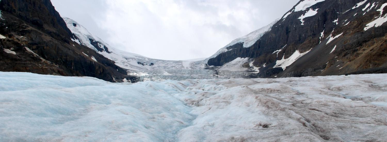Gletsjerwandeling Canada