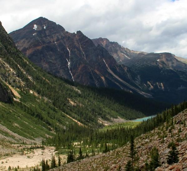 Jasper National Park in Canada