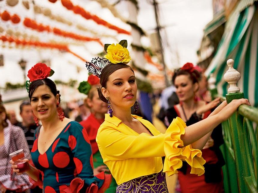 Kleurrijk Spanje