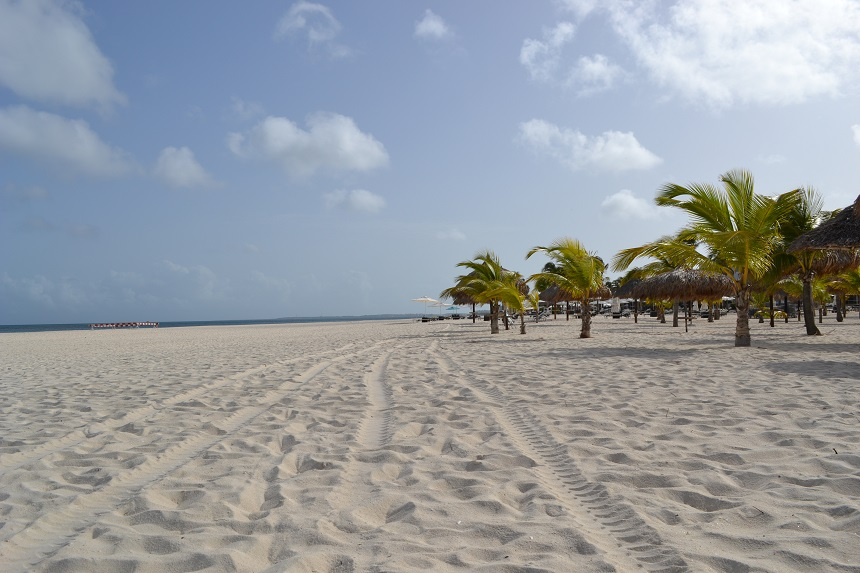 Manchebo Beach Resort & Spa ligt direct aan het prachtige strand van Eagle Beach,