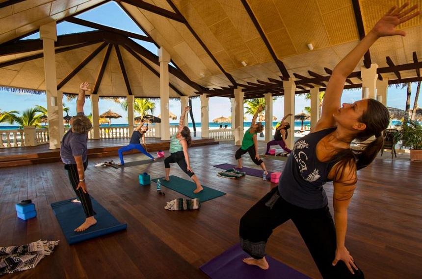 Manchebo Yoga pilates Aruba