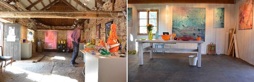 Vanwege haar unieke landschap en fascinerende lichtinval is Öland sinds de 19e eeuw een toevluchtsoord voor kunstenaars.