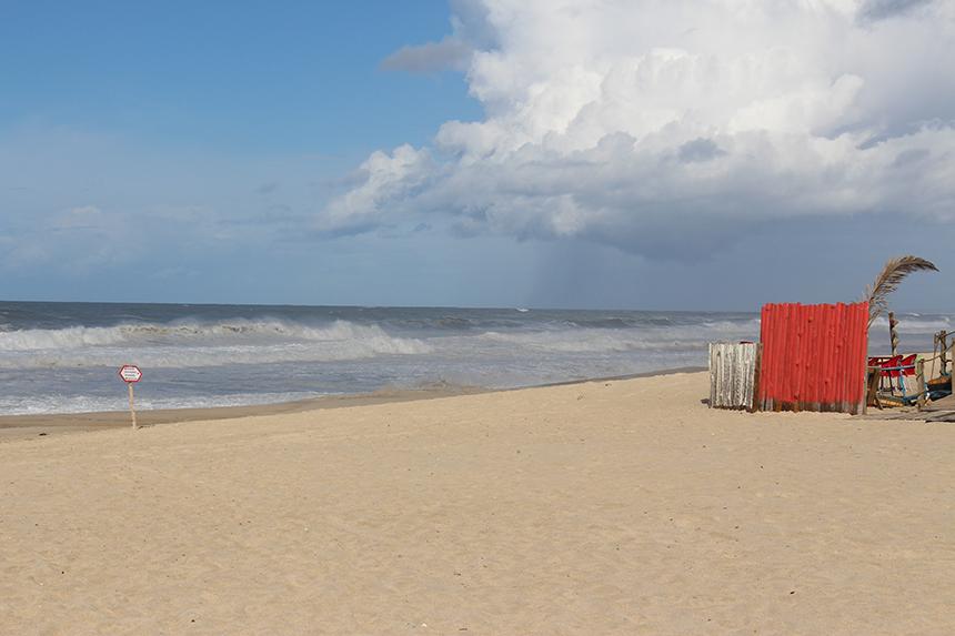 Furadouro: even de zeelucht opsnuiven en een wandeling over de boulevard maken