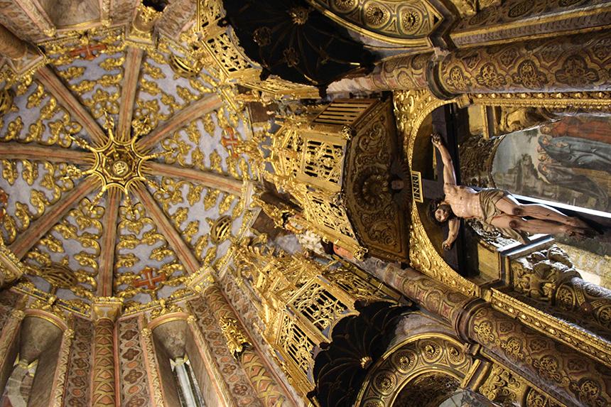 Convent van Christus, Tomar