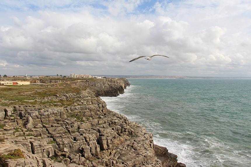 Het schiereiland Peniche