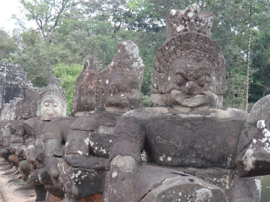 Brug Angkor Wat