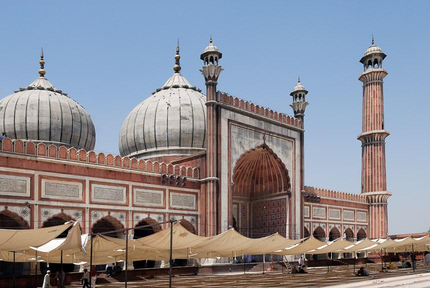 Delhi - Jami Mashid
