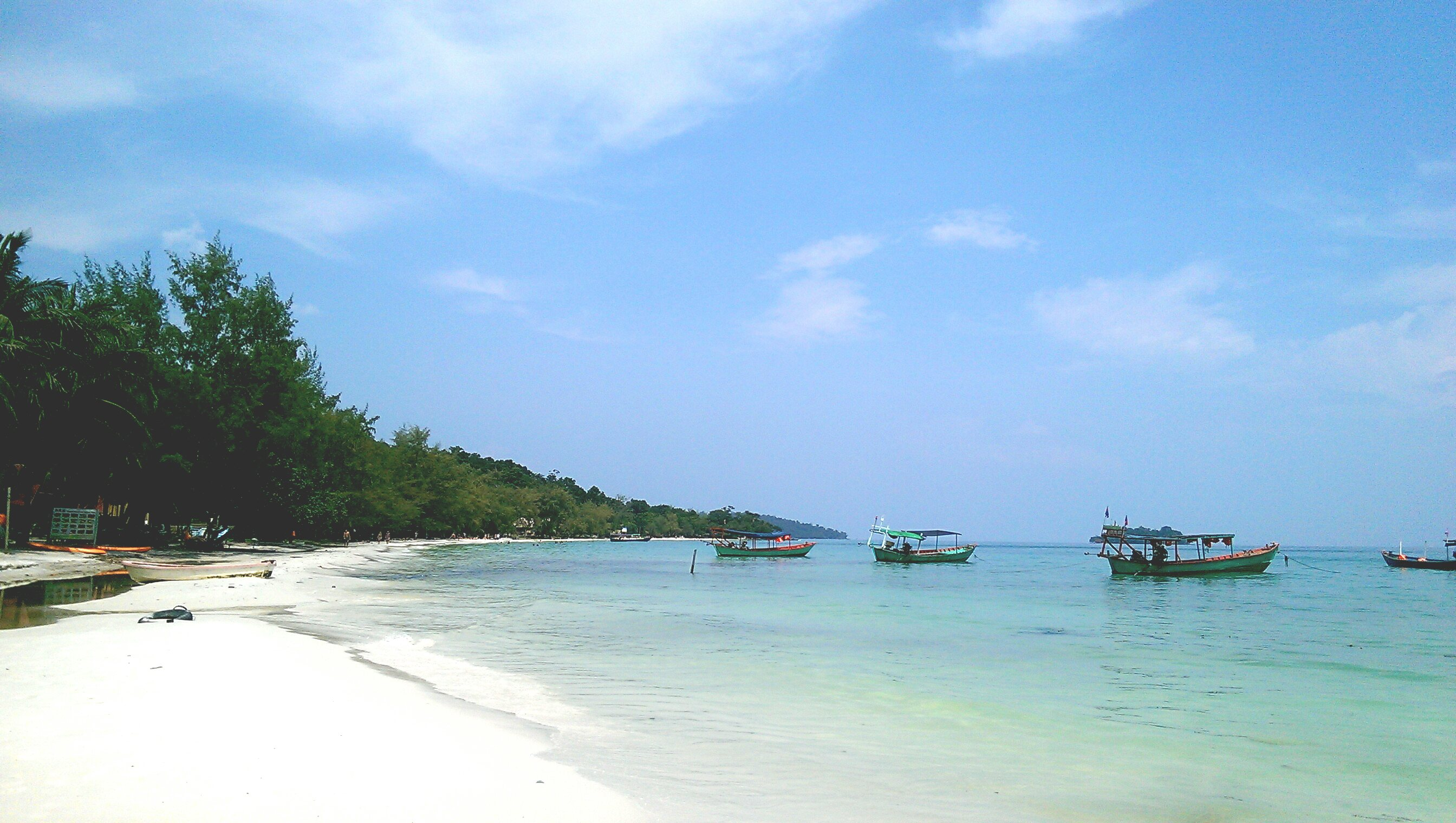 Koh Rong Mainbeach