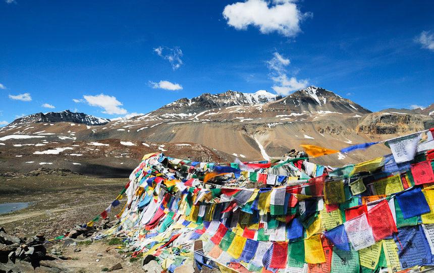 Ladakh. Een landschap dat jje niet met India associeert