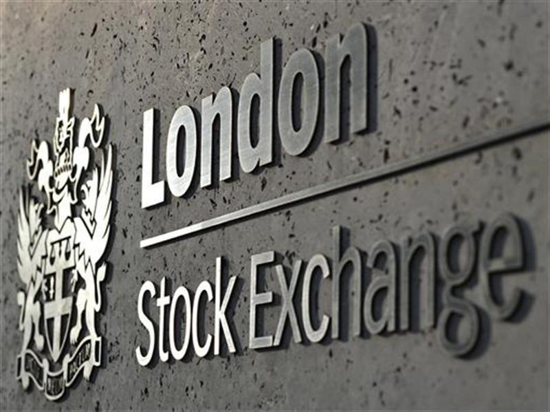 The London Stock Exchange, de Beurs van Londen