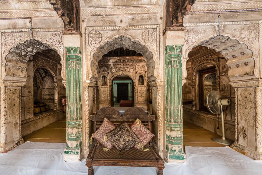 Mehansar castle suite