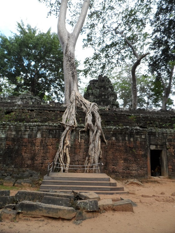 Angkor Thom (Tomb Raider)