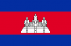 Vlag van Cambodja