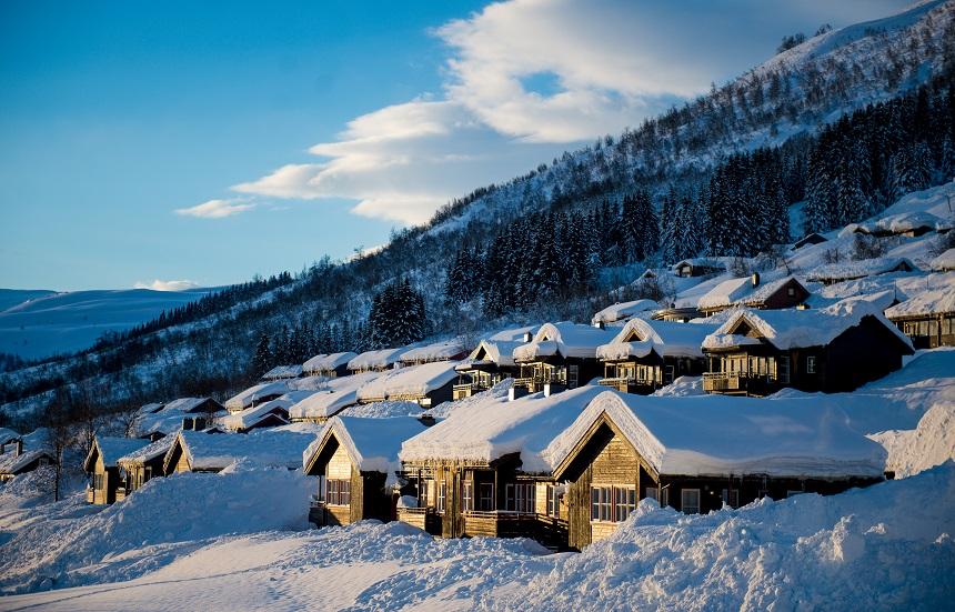Voss Myrkdalen Mountain Resort, foto van Sverre Hjornevik